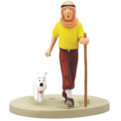 TINTIN - TINTIN and SNOWY...