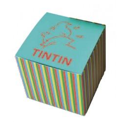 TINTIN - TURQUOISE GIFT BOX...