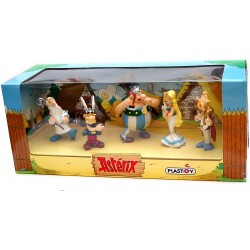 ASTERIX - 5 Figurines...