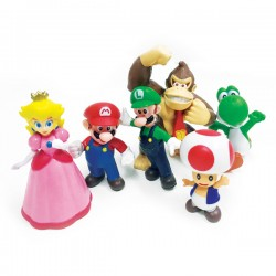 Super Mario Bros - 6...
