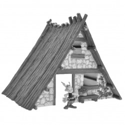 ASTERIX- ASTERIX HOUSE -...