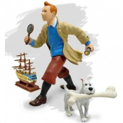 THE ADVENTURES OF TINTIN -...
