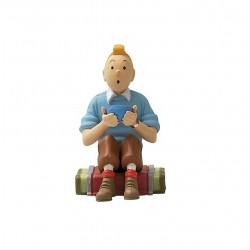 "TINTIN - SITTING ""TINTIN IN..."