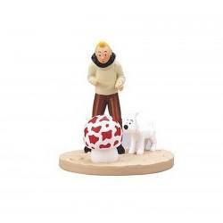 TINTIN - Tintin AVIATOR PVC...
