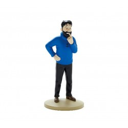 TINTIN - Captain Haddock in...