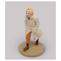 TINTIN - Tintin in Trench Coat